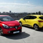 TOP 5 des pneus pour Renault Clio IV