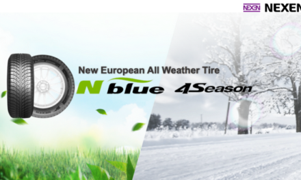 Nouveau pneu toutes saisons chez Nexen avec le N'blue 4Season