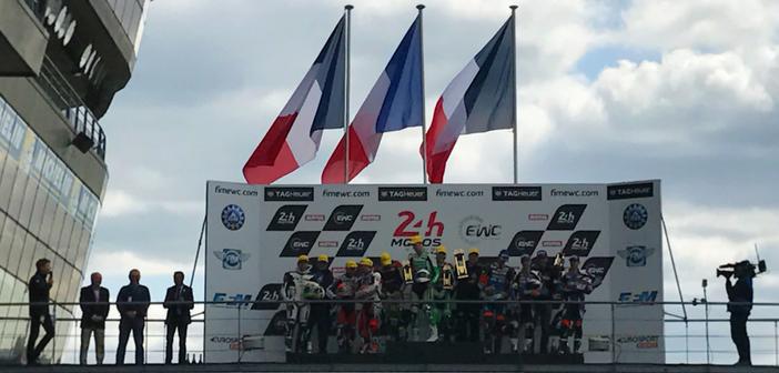 24h Motos 2017 : autour de la course