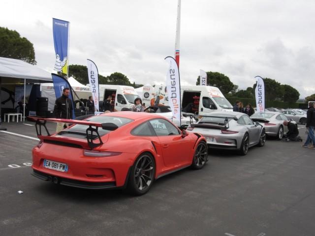Porsche Spring Meeting au Castellet, édition 2017