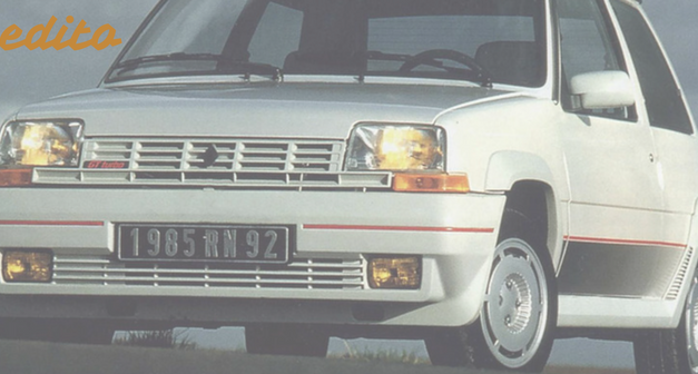 Edito #145 : exclu pour les Super 5 GT Turbo !