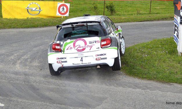 Les pneus de compétition