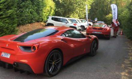 Ferrari 3 Ventoux – Juin 2017