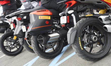 Essai du pneu Pirelli Scorpion Trail II