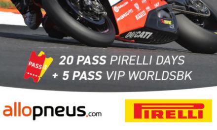 Edito #148 : Pirelli Days et World SBK, le jeu concours