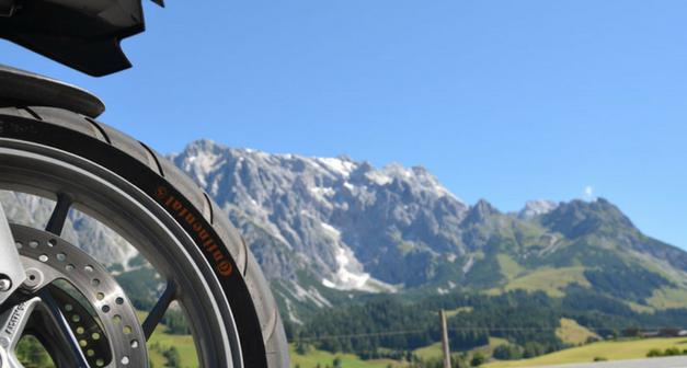 Essai du pneu Continental ContiTrailAttack2 par le Repaire des Motards