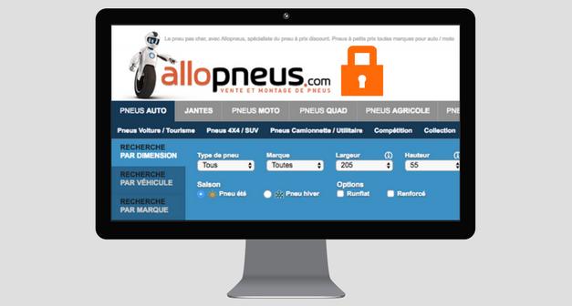 Edito #149 : Allopneus.com est sécurisé