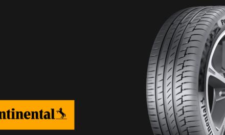 Continental Premium Contact 6 : nouveauté 2017