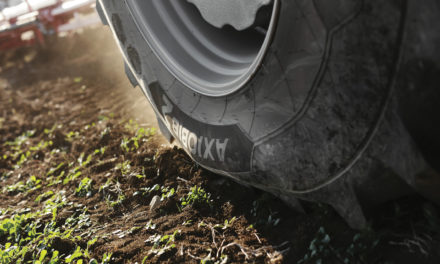 Nouveau pneu agricole MICHELIN Axiobib 2