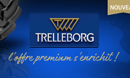 Trelleborg intègre l'offre agricole d'Allopneus