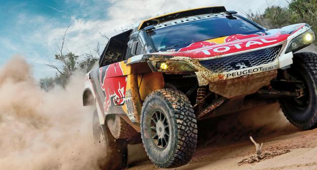 BFGoodrich All-Terrain T/A KDR2+, un pneu taillé pour le Dakar