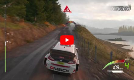 Edito #155 : Allopneus dans le jeu WRC 7 !