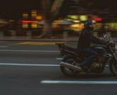 Mise en température des pneus moto
