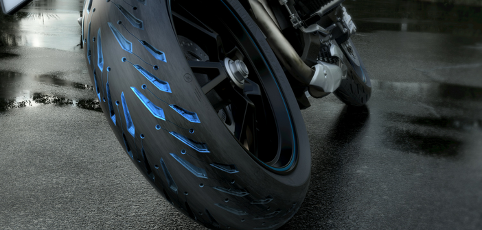 MICHELIN Road 5, nouveau pneu moto 2018