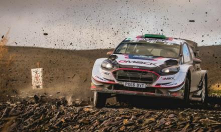 1ère Victoire pour Dmack en WRC !