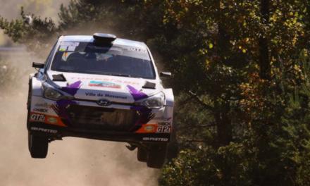 Les pneus DMACK au Rallye Terre des Cardabelles