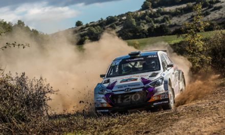 DMACK by Allopneus, champion de France des rallyes sur terre 2017