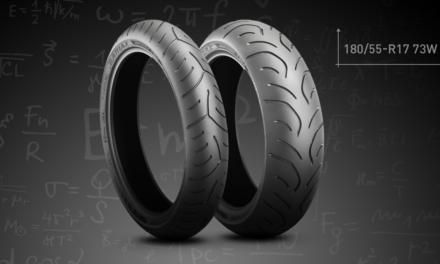 Quelle taille de pneus moto peut-on mettre ?