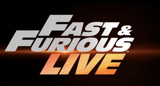 Les pneus Nankang pour le Fast & Furious Live !