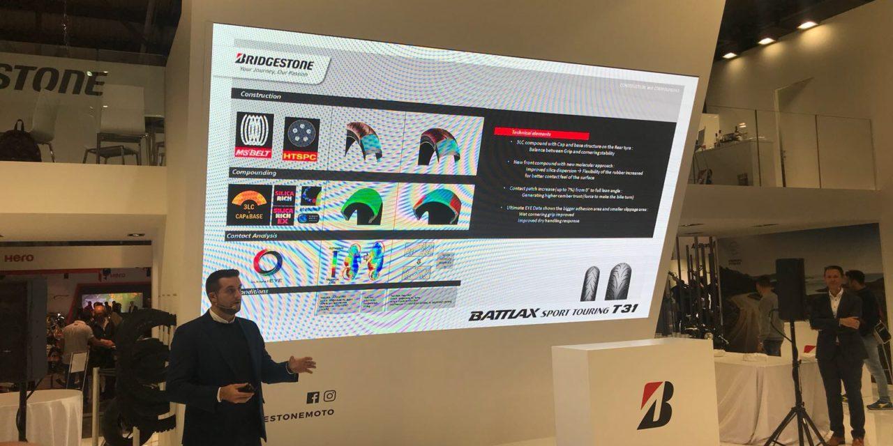 Un point sur les nouveautés pneus moto présentées à l'EICMA 2017