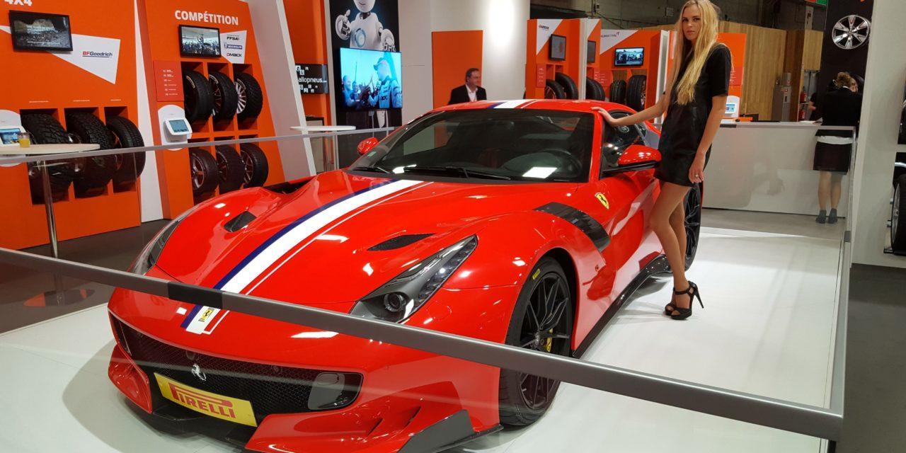 Les 70 ans de Ferrari