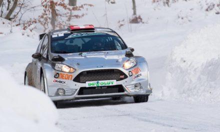 Rallye hivernal du Dévoluy