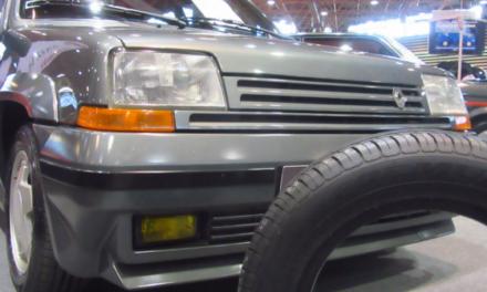 Le retour en force de la Super 5 GT Turbo