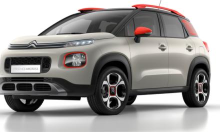 Hankook devient fournisseur de pneus pour la Citroën C3 Aircross