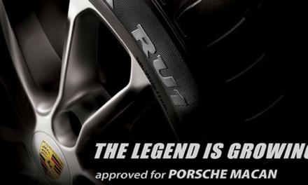 Nexen devient fournisseur de pneus pour le Porsche Macan