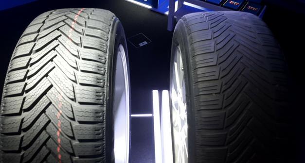 Nouveau pneu MICHELIN Alpin 6