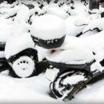 Quels pneus hiver pour votre scooter ?