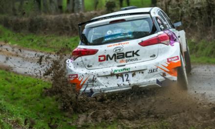 Retour sur le Rallye du Touquet en pneus DMACK by Allopneus