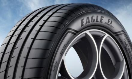 Le pneu Goodyear Eagle F1 Asymmetric 3 se décline pour les SUV