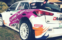 Rallye du Touquet avec DMACK