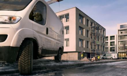 Le pneu MICHELIN Agilis Crossclimate à destination des utilitaires