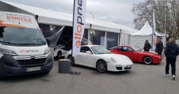 Allopneus à Avignon Motor Festival 2018