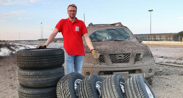 Comparatif Auto Bild 2018 : les pneus 4×4 à l'essai