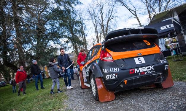Le Rallye Terre des Causses en pneus DMACK by Allopneus