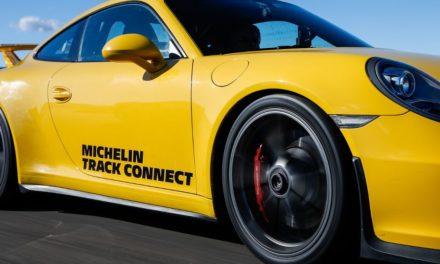 MICHELIN Track Connect, connectez votre pneu à votre smartphone