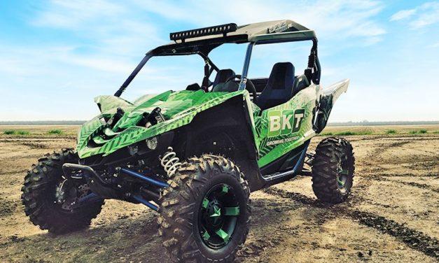 Nouveau pneu quad BKT Sierramax