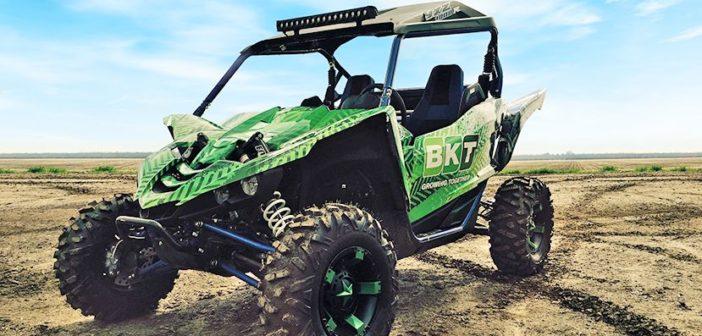 pneu BKT Sierramax pour quad