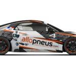 Alpine A110 Europa Cup : Allopneus.com dans la course…