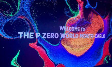 PIRELLI installe un nouveau P ZERO WORLD à Monaco