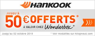Promo Hankook