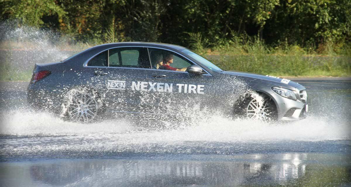 N FERA Sport, le nouveau pneu ultra haute performance de NEXEN