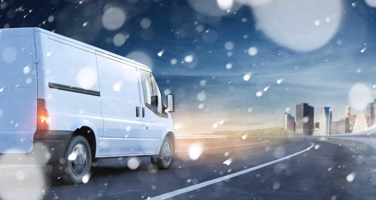 Top 5 des pneus hiver pour utilitaires et fourgonnettes en 2020