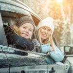 Top 5 des pneus hiver pour voitures familiales et routières