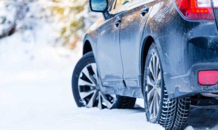 Top 5 des pneus hiver pour SUV