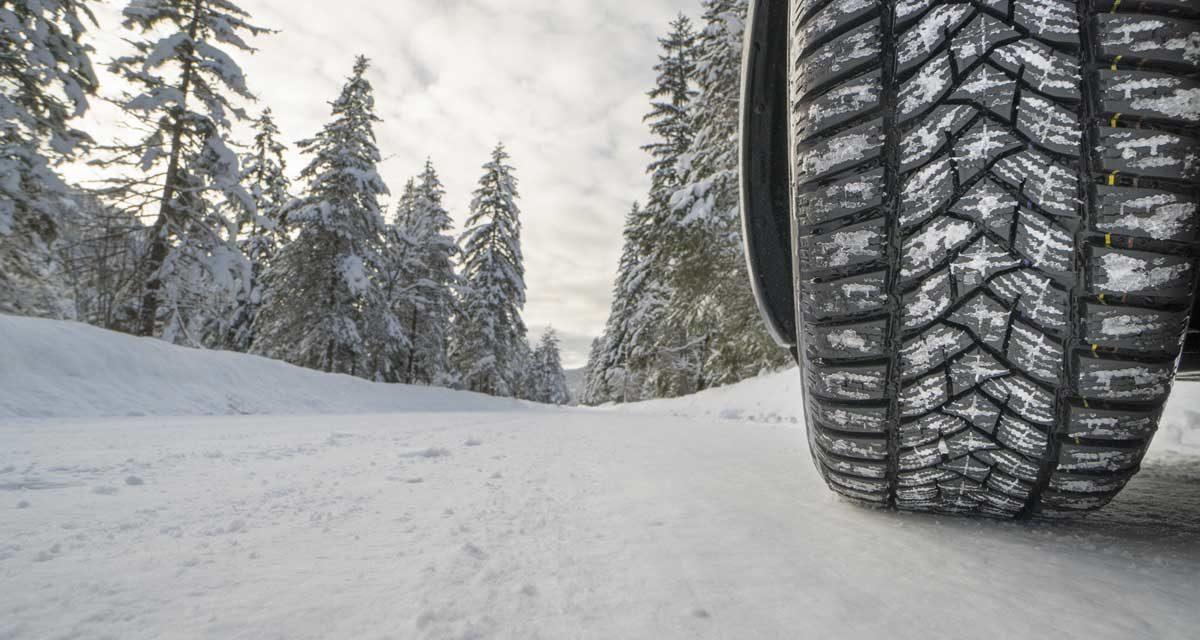 Que cache l'obligation de pneus hiver en France ?