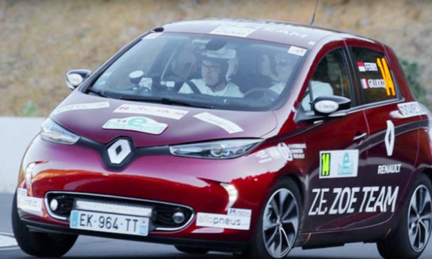 Partenaire du eRallye Monte-Carlo, Allopneus.com encourage la mobilité propre